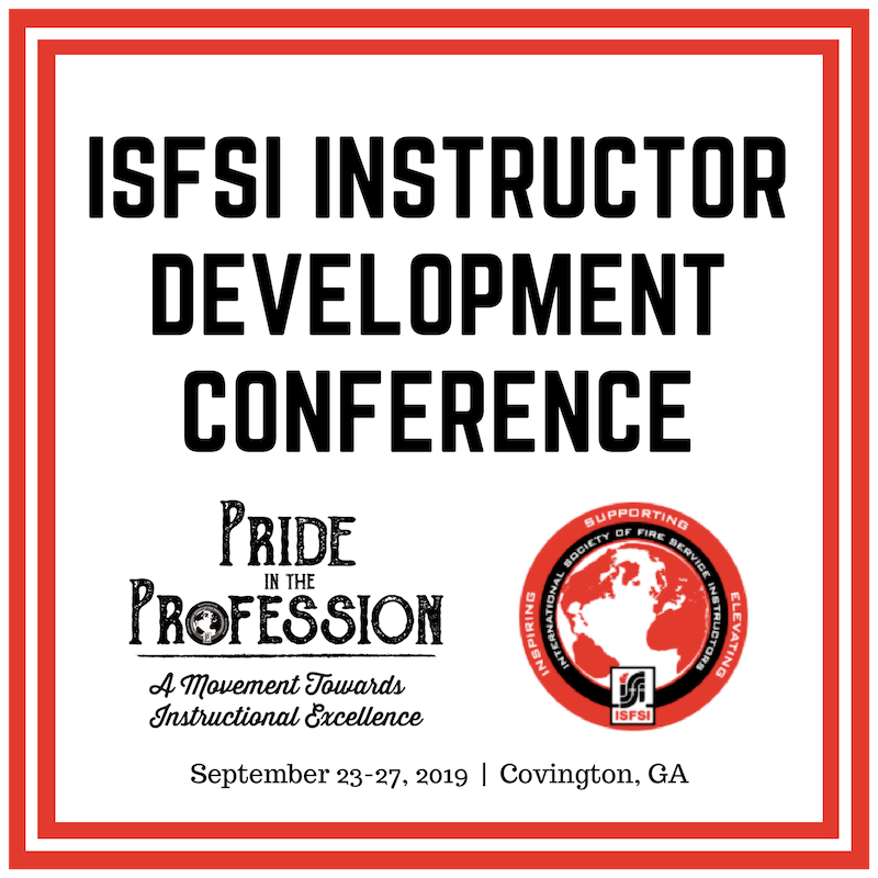 ISFSI instructor development conference.png