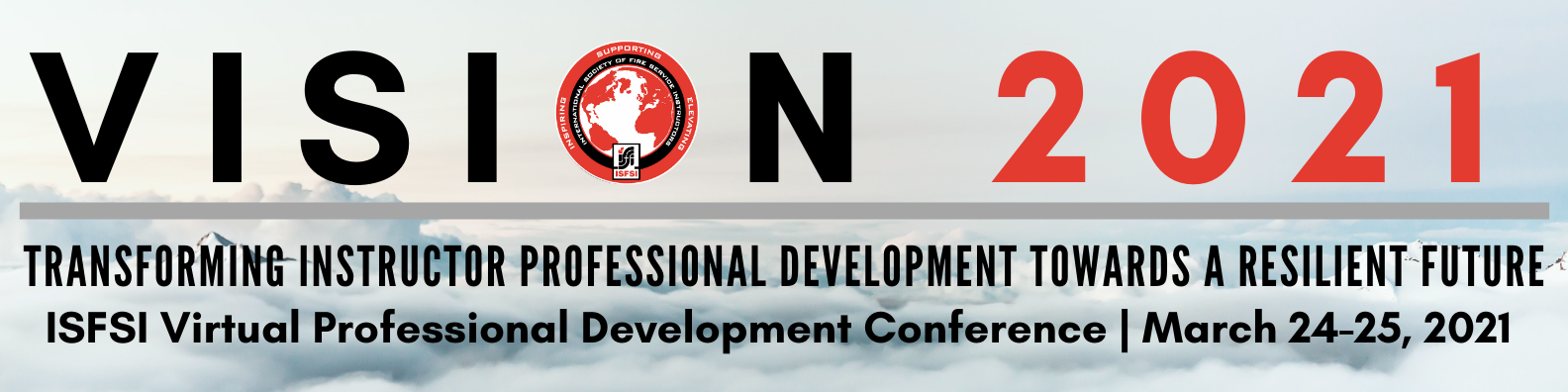 Vision 2021 Instructor Professional Development Conference
